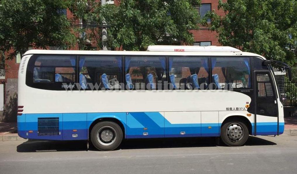 北京大巴包车一天大概多少钱?