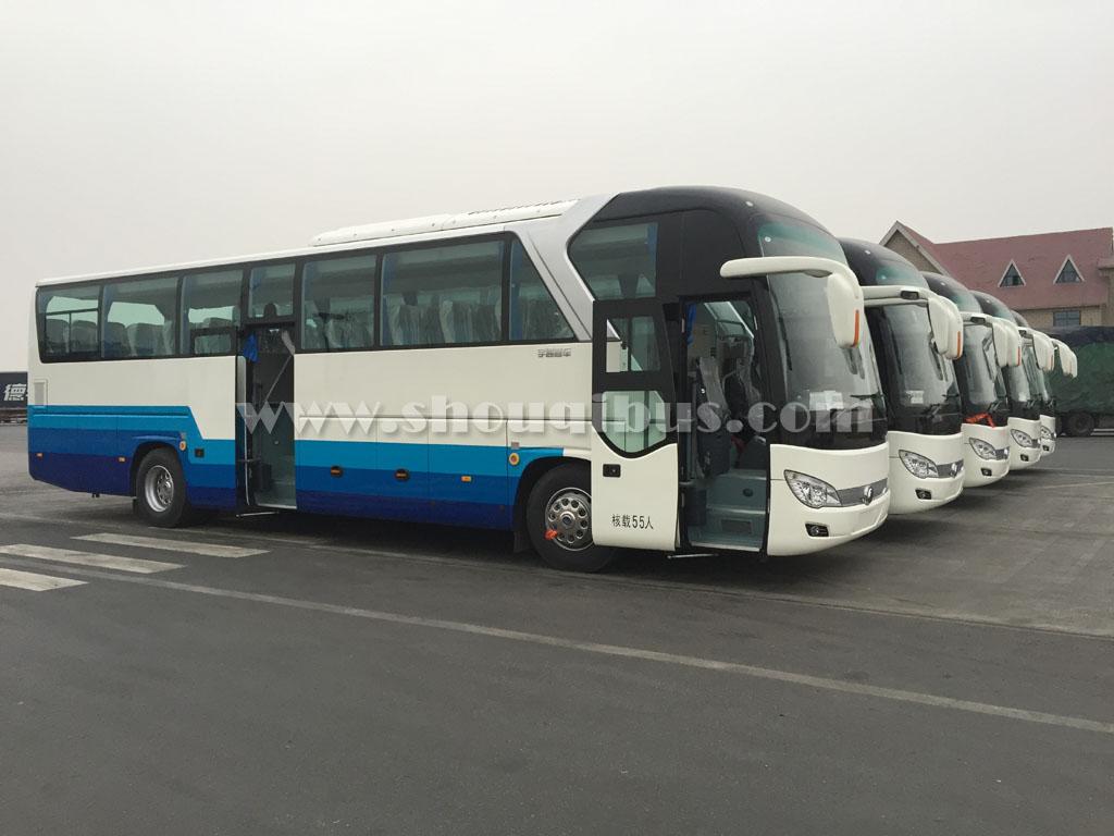 首汽集团55座大巴士租车费用