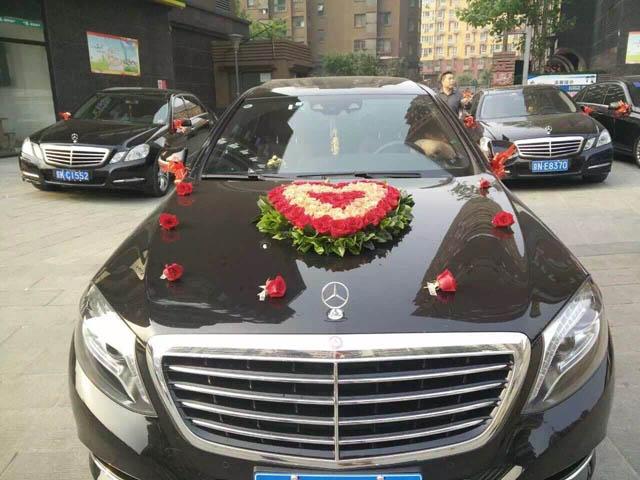 北京包车(租车)告诉您婚车租赁细节