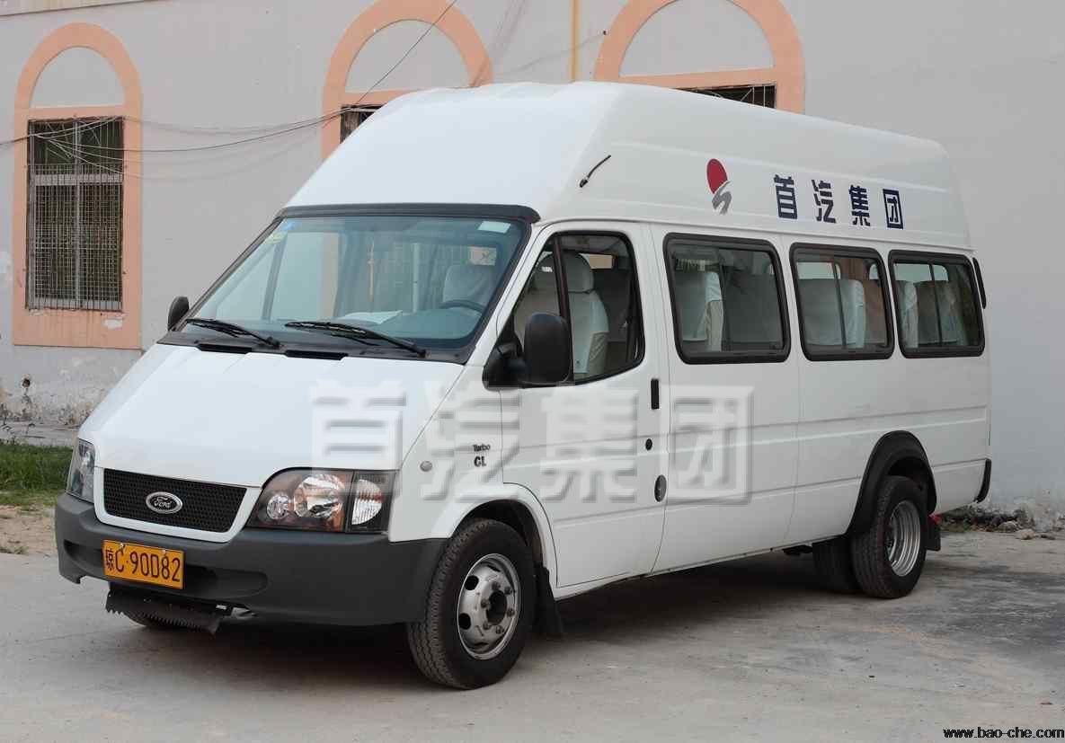 北京9-12座小巴车包多少钱一天?