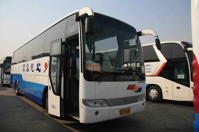 北京包车带司机一天费用大概是多少?