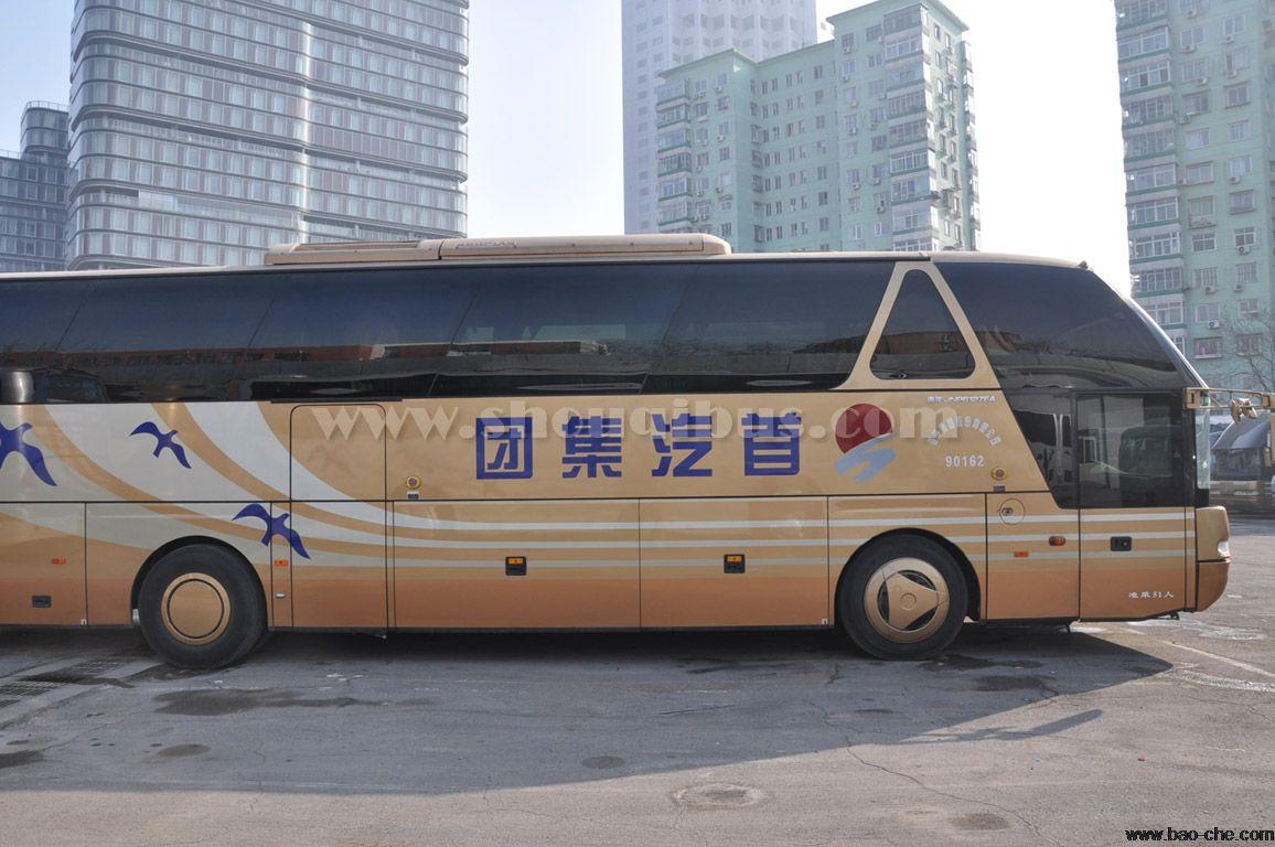 首汽大型客车:青年客车:尼奥普兰JNP6127EA