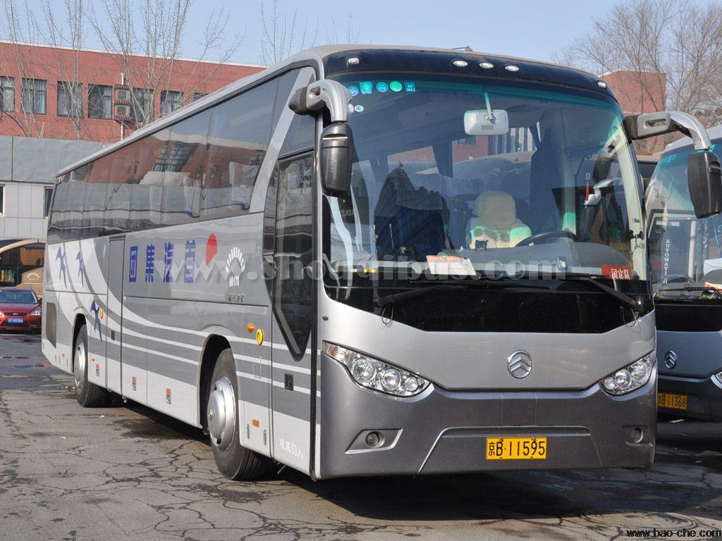 首汽旅游大巴:50座金旅大型客车租车价格标准