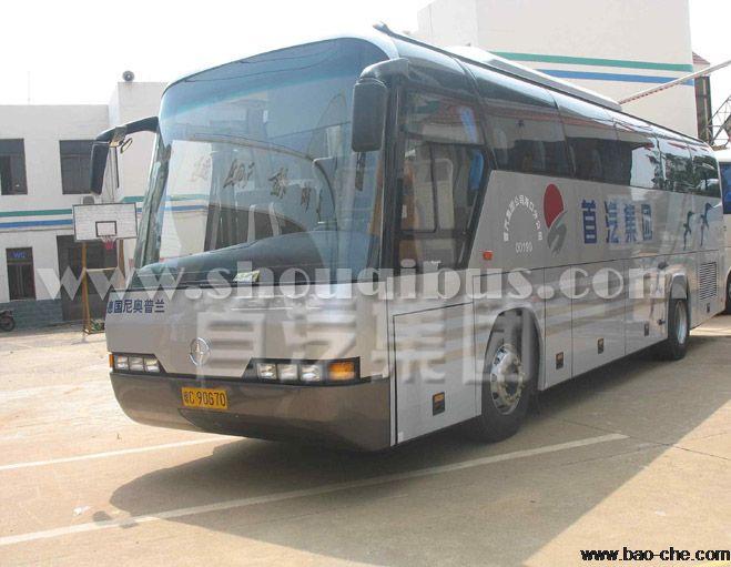 首汽旅游巴士:53座北方大巴车租车价格标准