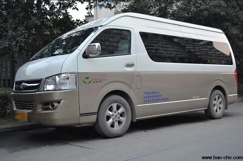 北京包车17座海狮接送机/接送站多少钱一次?
