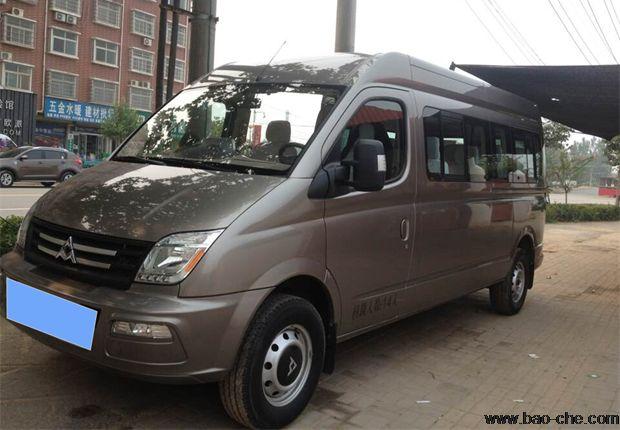 北京8-19座车型价格及包车费用说明