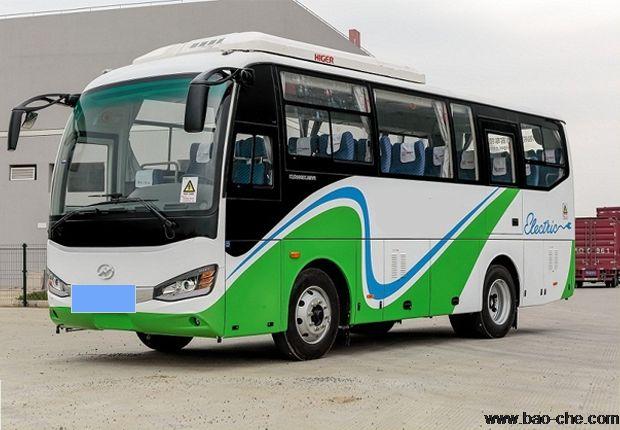 北京20-29座中巴车型价格及包车费用说明