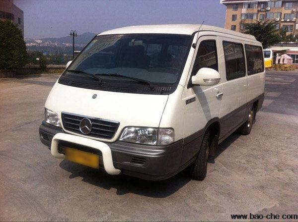 北京包车14座车型推荐-奔驰MB100