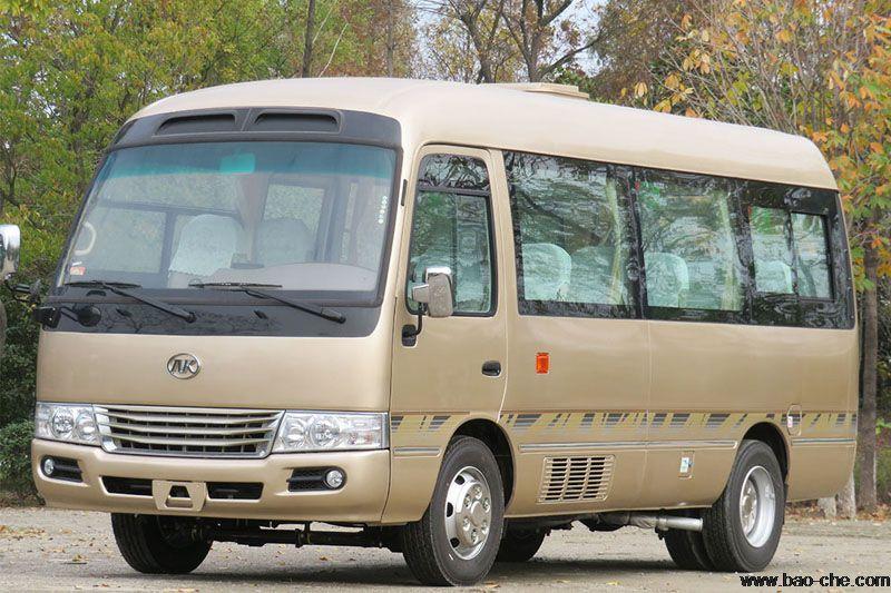 北京包车18座大巴推荐-安凯仿考客车