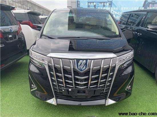 北京7座丰田埃尔法包车一般多少钱_费用怎么算