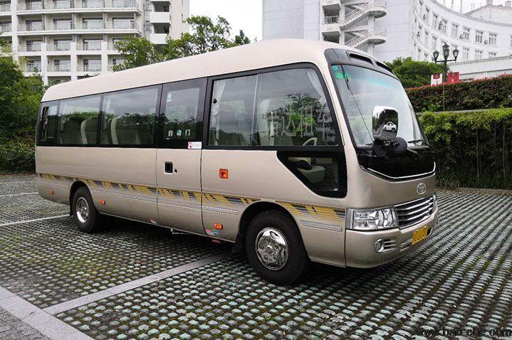 北京市内包车服务_丰田考斯特(19-23座)