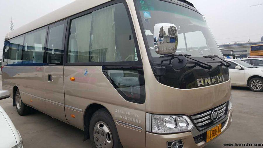 北京中巴旅游包车-19座宝斯通