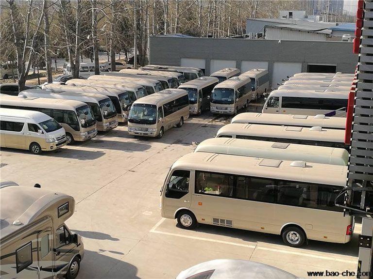 首汽巴士平台上线,北京包车业务已经开通