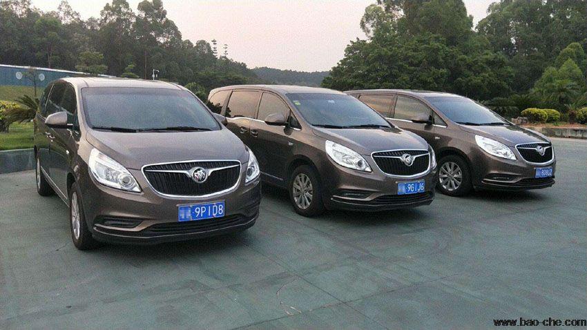 北京七座别克GL8商务包车价格说明及联系方式
