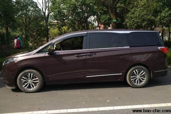 北京新月联合新款7座别克GL8ES商务车包车价格