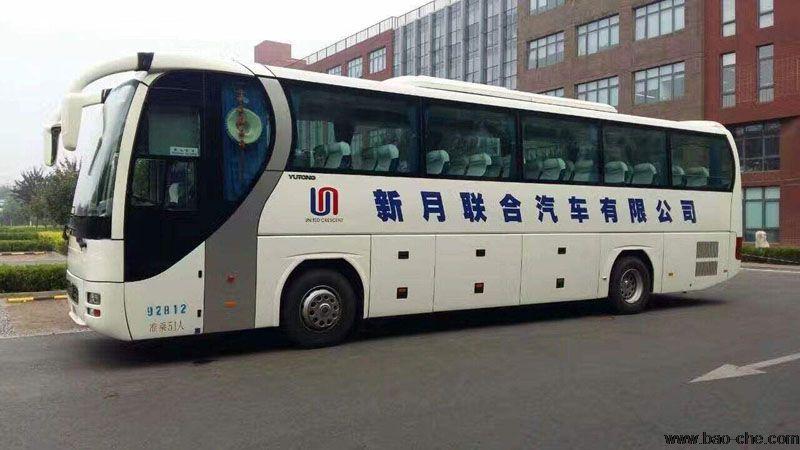 北京新月联合54座金旅大巴车包车价格