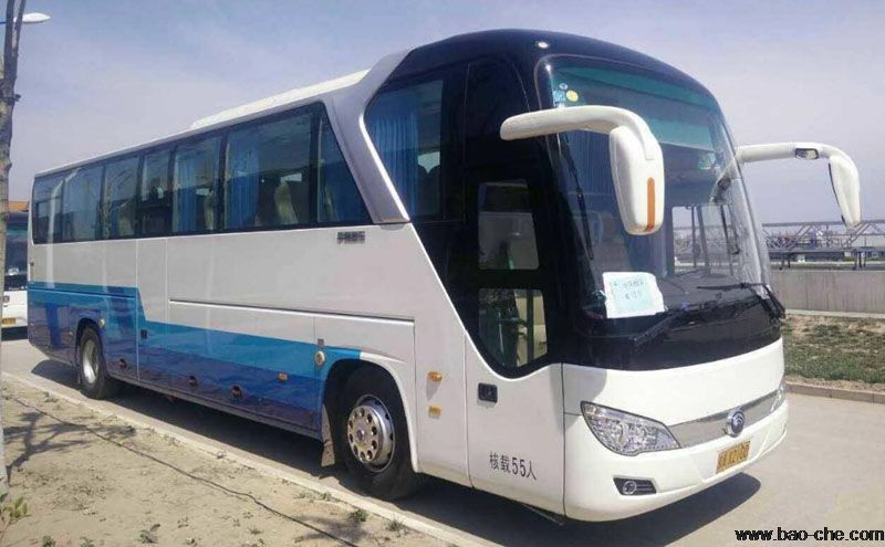 北京新月联合55座宇通旅游大巴包车价格