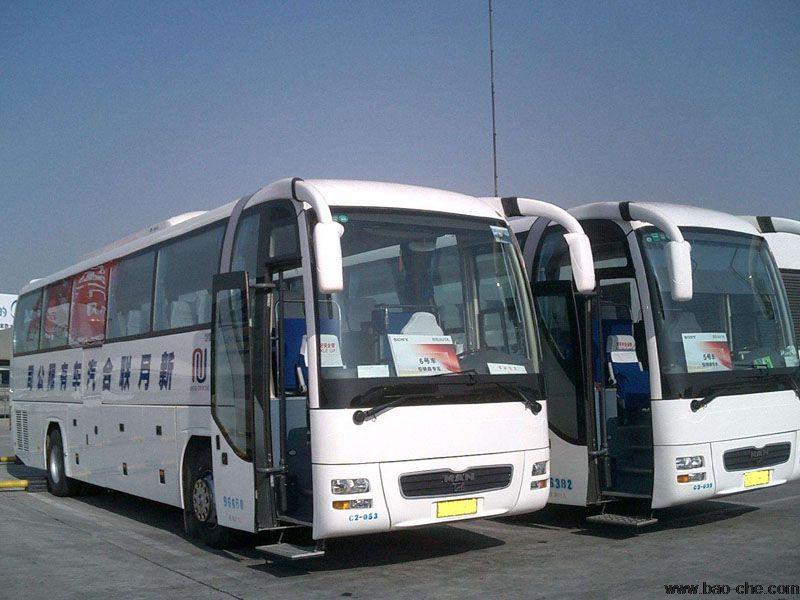 北京周边游包车常用车型参考价格