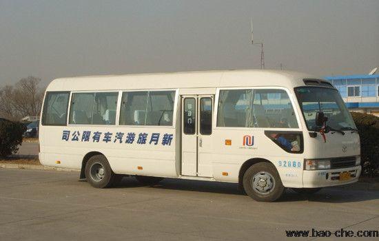 北京新月联合小巴租车:小龙(16-19座)