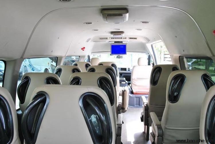 北京租小巴士一天多少钱,北京市租小巴车价格?
