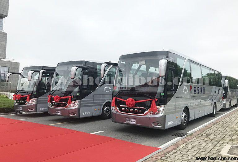 北京首汽巴士车队承接学生春游包车业务陡增