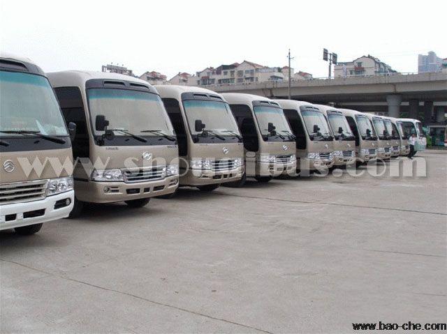 北京首汽旅游中巴首谈电动大巴车的利与弊