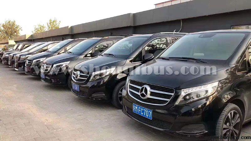 北京首汽奔驰V260新款(7座)租车价格是多少钱?