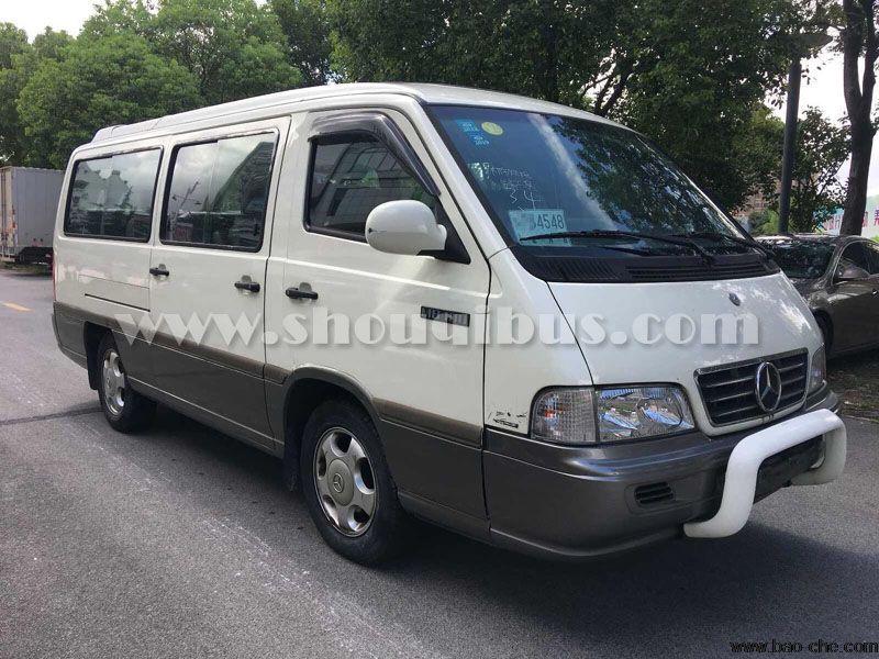 北京首汽奔驰MB100(15座)租车一天多少钱?