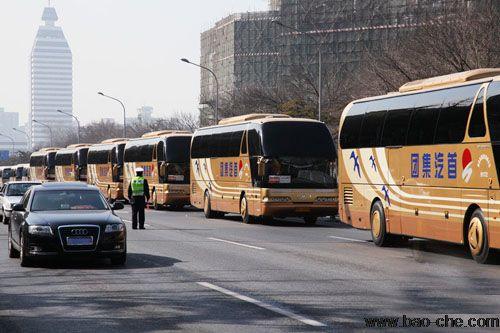 北京55座旅游大巴出租价格