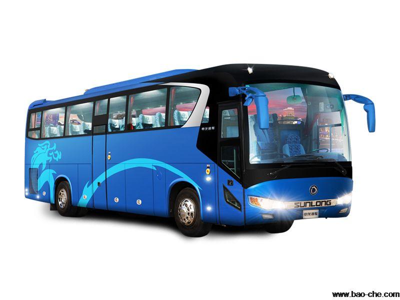 北京海淀48座申龙SLK6128大轿车出租:租赁价格1480元