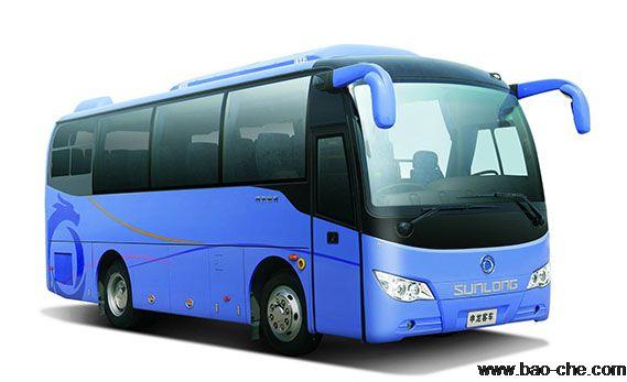 北京朝阳32座申龙SLK6802中巴车租赁:出租价格1350元
