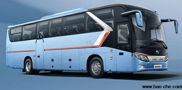 北京首汽49+1座大客车出租:金龙XMQ6127BY团体版