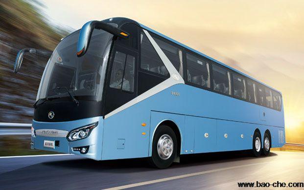 北京首汽55+1座大巴车包车:金龙XMQ6135QY
