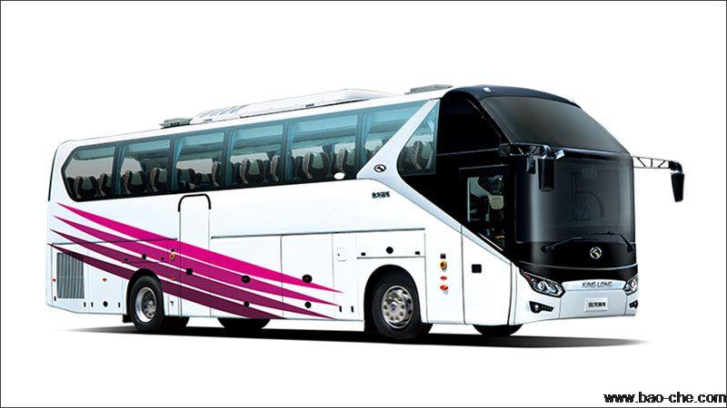 北京首汽46+1座大巴车包车:金龙新5系XMQ6125AY