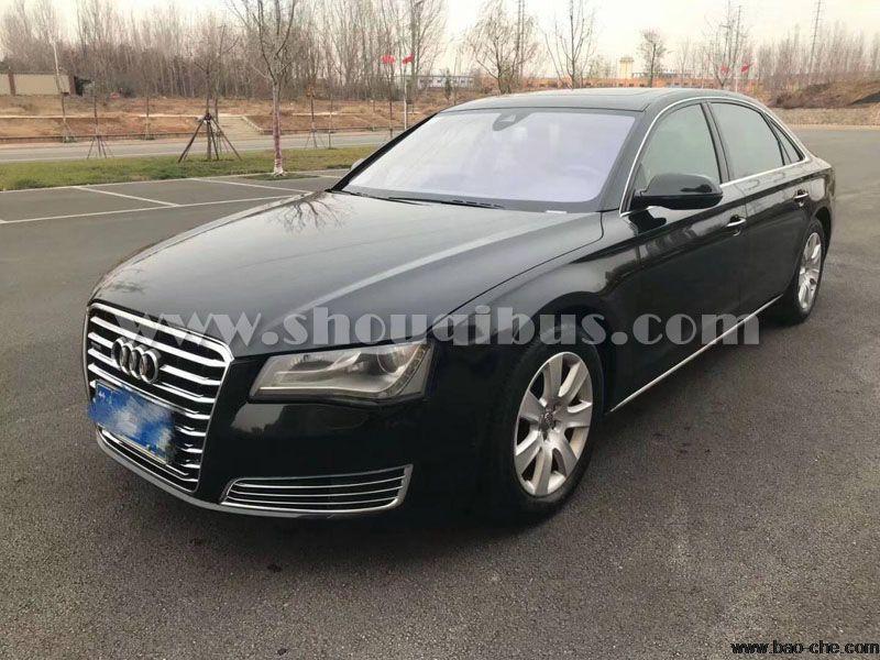 北京首汽奥迪A8L豪华版租车价格:一天2800元