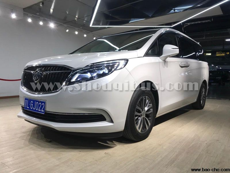 北京首汽新款顶配别克GL8租车价格:一天1200元
