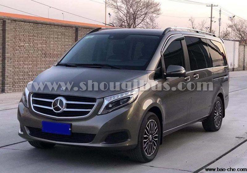 北京奔驰商务7座带司机包车多少钱一天?