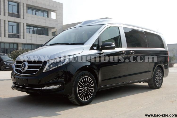 北京奔驰7座V-CLASS商务舱一天租车价格:2880元/9小时