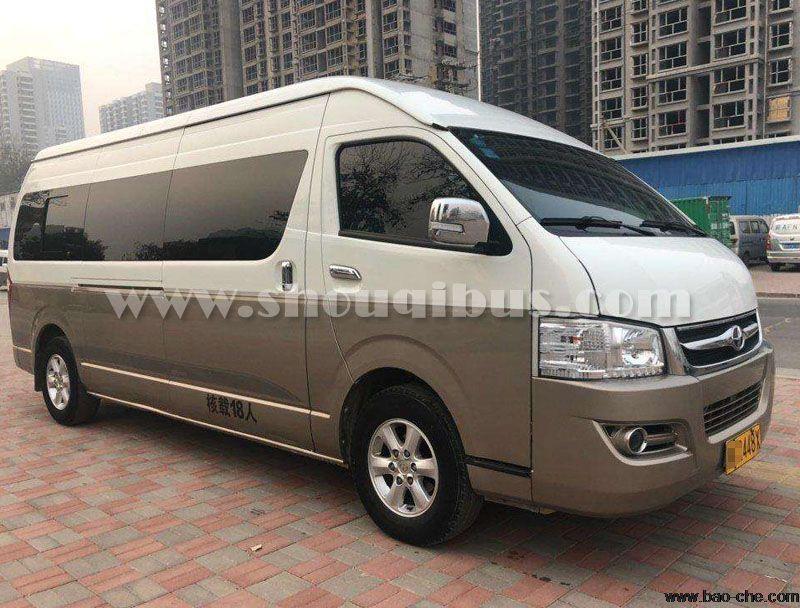 北京首汽九龙商务(8-15座)小巴车租车价格