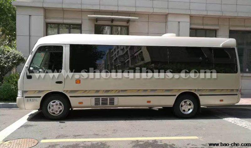 出租22座考斯特商务车价格表,北京丰田中巴考斯特租赁费用