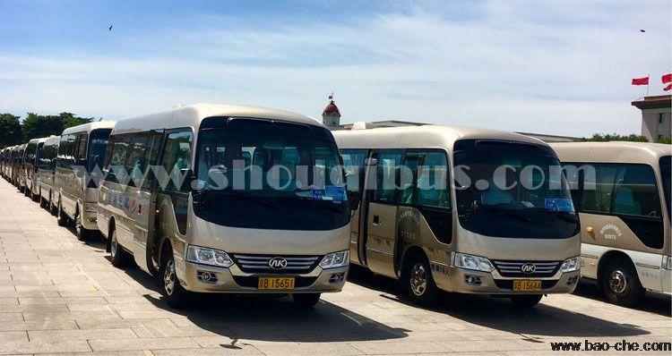 北京集体出行如何选择北京大巴包车公司?