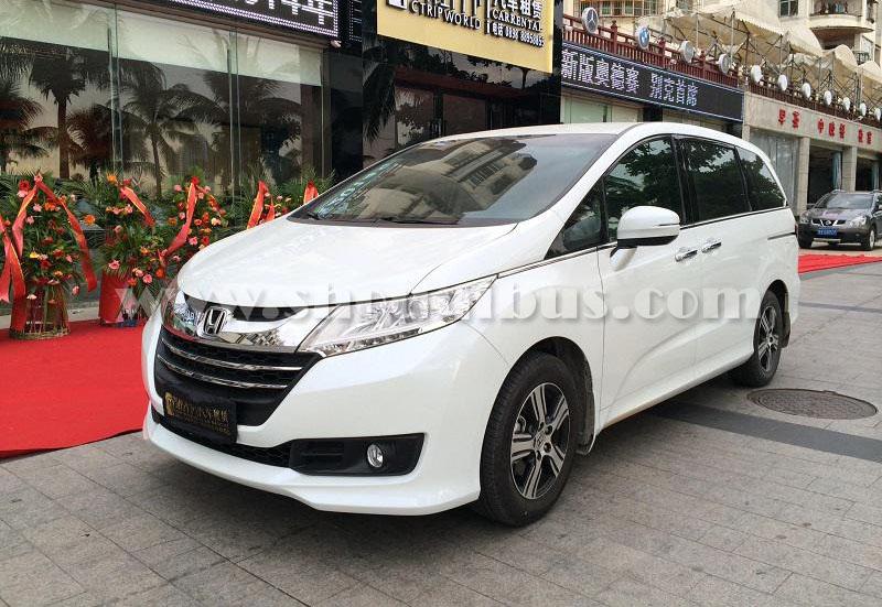 北京租车:2015新款奥德赛商务型