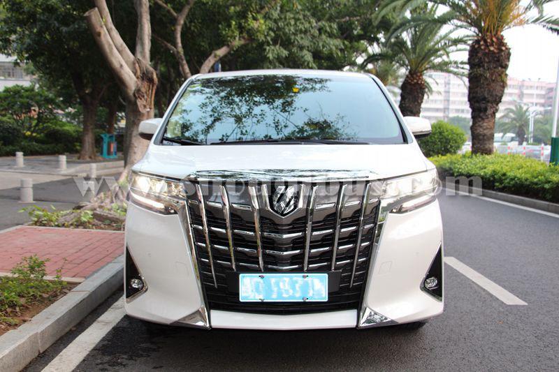 北京丰田埃尔法租车价格_一天租金要多少钱?