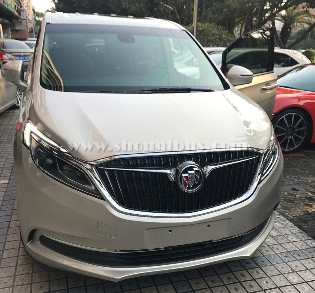 北京最新款别克GL8ES商务车出租