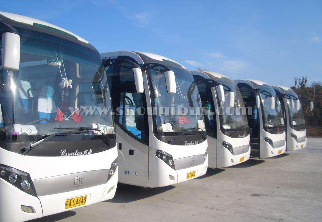 北京大巴车租赁一般多少钱?首汽包车给你计费公式