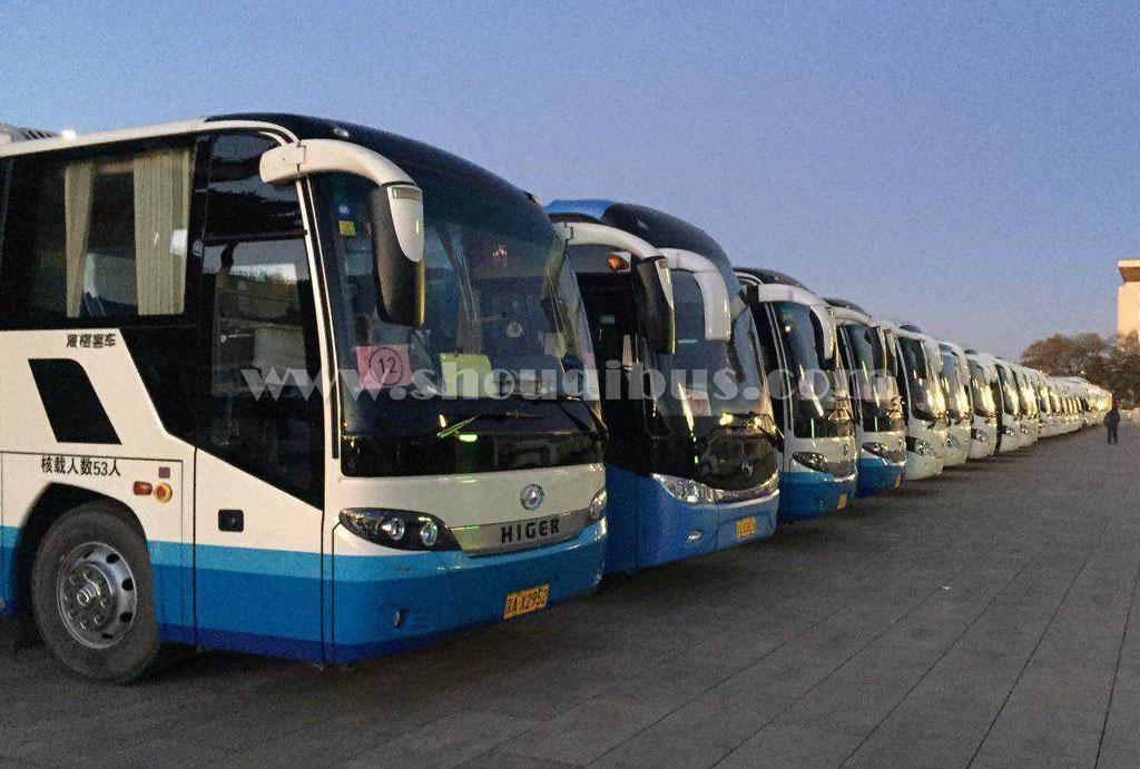北京包车外出旅游选择大巴司机很重要
