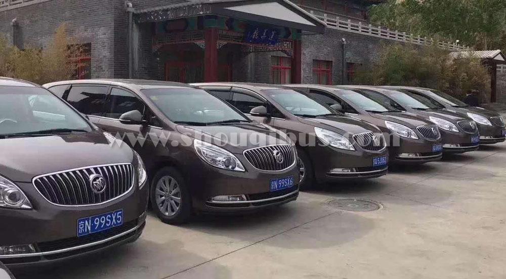 北京团建租车要多少钱一天?