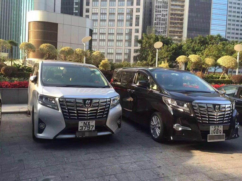 北京丰田埃尔法出租多少钱一天?