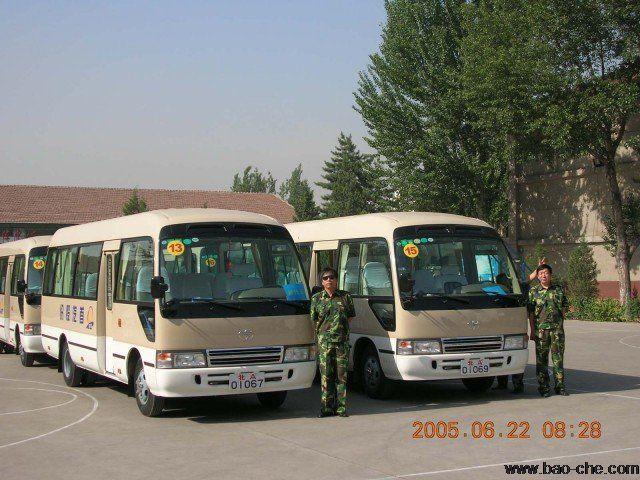 北京考斯特包车,考斯特包车车况新,价格合理