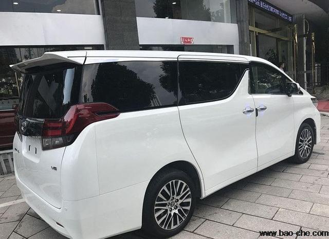 北京租车再升级,18款丰田埃尔法租车预订价格